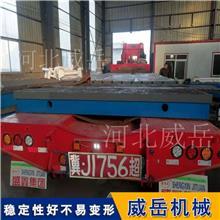 泊头铸造厂 铸铁平台降价接单 t型槽平台 铸铁测试平板 t型槽试验铁地板