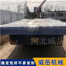 铸铁平台毛坯件现加工 t型槽平台保工期 定制铸铁试验平台 测试铁地板优惠