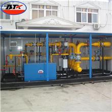 益斯达减压站  CNG减压撬  燃气调压装置  天然气调压站