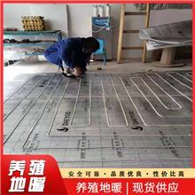 电热膜地暖 节能环保农村电地暖 地暖取暖模块