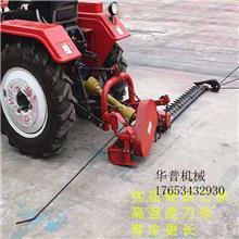 割草机拖拉机带割草机 往复式牧草割草机 收割机牧草苜蓿收割机