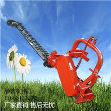 收割机牧草苜蓿收割机割草机拖拉机带割草机 往复式牧草割草机