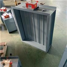 加工定制 质量可靠 电动风量调节阀 通风工程防火阀 旋转式电动防火阀