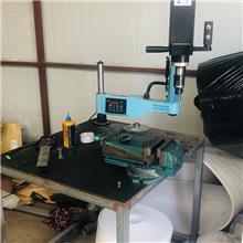 攻牙机设备 工厂自动攻牙机 螺纹攻牙机床 摇臂攻牙机