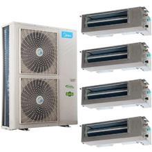 武汉商用中央空调价格 模块机多联机改造工程系统