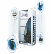 武汉商用中央空调价格 模块机变频多联机改造工程系统
