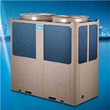 武汉美的商用中央空调价格 办公楼模块机多联机改造工程系统