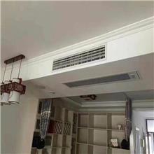 武汉美的商用中央空调价格 健身房模块机多联机改造工程系统