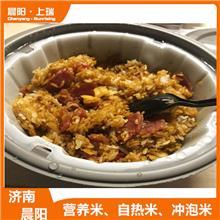 休闲早餐粥生产线 雀巢营养谷物早餐机械设备 晨阳机械生产厂家
