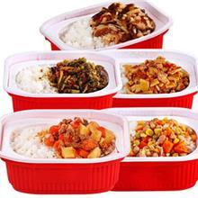 自热方便米饭设备   即食米设备