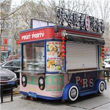 烤鸡腿卷小吃车 烤冷面餐车 早餐车 商用奶茶餐车 定制销售