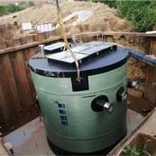 污水提升系统 一体化污水提升智能泵站 污水运输设备 污水中转设备