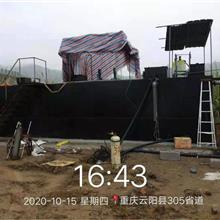 污水处理成套设备 碳钢防腐一体化污水处理设备 生物反应器