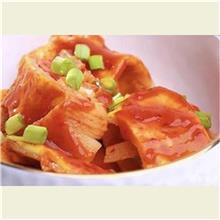 烤冷面用酱料 手抓饼烤冷面酱 餐饮生鲜酱 长期供应
