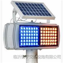 交通安全告示灯 一体双面路障灯LED信号灯 清禹 放心使用