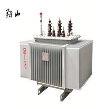 油浸式 电力变压器 S11 S13 50KVA 铜铝 天津祥源安变压器