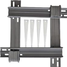 可调节方柱扣  新型方柱扣  方柱加固件  河北献县厂家生产销售方柱扣  方柱紧固件