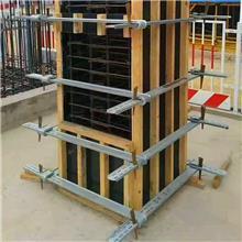 河北献县厂家生产销售方柱扣  方柱加固件  新型方柱扣  可调节方柱扣  方柱紧固件