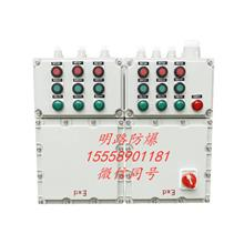塑料防水工业插座箱防爆检修电源箱控制柜户外移动成套工地配电箱