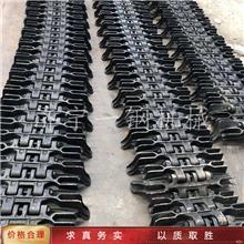 厂家出售 防滑链加密型 工程机械轮胎保护链 矿山装载机防滑链