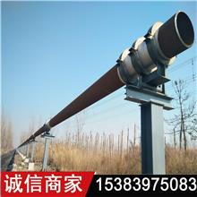 住友定制蛭石隔热管托dn300滑动导向固定蒸汽管道支架聚氨酯保冷管托