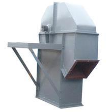 从升TD250碳素粉斗提上料机 提升大比重物料的皮带式斗提机 粉尘颗粒斗式垂直斗式传送机
