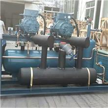 RTSL-40-150Y富士豪螺杆压缩机 冷库冷水制冰海鲜机 富士豪压缩机