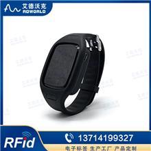 便携手腕带式蓝牙通信超高频读卡器 RFID915mhz超高频读卡小精灵