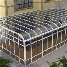 钢化玻璃房定制 阳台房安装价格 建材家装