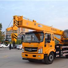 12吨新款吊车,河南兰考小吊车,新源新非工12吨吊车价格