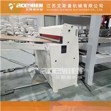 SPC钙塑板机器 复合地板生产线设备  SPC石塑地板生产线