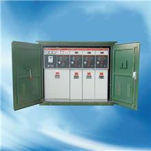 箱式变电站租赁400kva美式箱变组合式变压器YBM-12美变