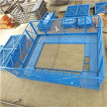 操作盖梁平台 多种尺寸盖梁平台 价格 墩柱盖梁平台