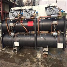 满液式水源热泵螺杆机  泓洋节能 厂家生产质量可靠