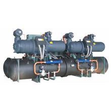 泓洋节能   满液式水源热泵螺杆机  厂家直销
