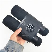 昼夜两用夜视仪 多功能红外摄像机 WIFI无线连接监测器