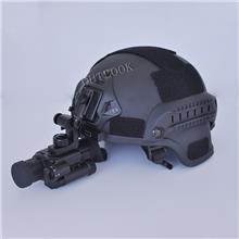 YJDK2-3头盔夜视仪 云南微光夜视仪 小型夜视仪厂家