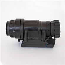 PVS-14夜视镜 红外夜视仪 单筒手持式 轻巧便携