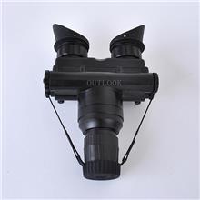 新型国产双目单筒夜视仪 便携式侦查兵夜视仪 手持头戴两用