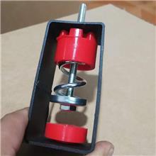优旭机械供应 天花减震器 轻钢龙骨减震器 机床减震器 来电订购