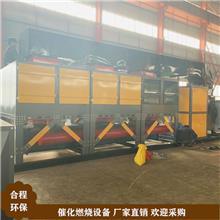 催化燃烧废气处理设备 催化燃烧废气净化器 废气排放处理设备 厂家直销