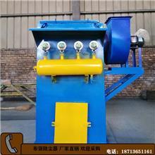 生物发电厂脉冲反吹除尘器 燃煤发电工业除尘器设备 厂家直销