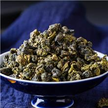 台湾高山茶浓香型冻顶乌龙茶 阿里山茶大禹岭 高冷茶冷泡茶500g