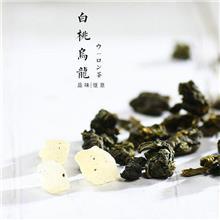 白桃乌龙茶水蜜桃乌龙散茶商用500g奶茶店奶盖茶水果茶底