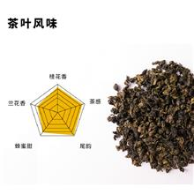 黄金桂乌龙茶奶茶店原材料水果奶盖基底茶四季春茶叶散茶500g批发