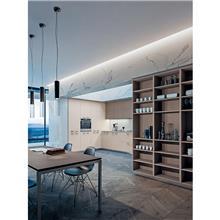 订做橱柜_新中式家居_轻奢酒窖装修_英派新中式实木门工厂