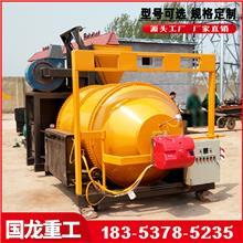 山东国龙重工厂家定制沥青搅拌机 公路沥青拌合机,沥青再加热搅拌机