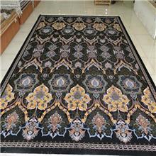满铺手工地毯 创雅 印花定制地毯 美术工艺制作