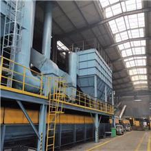 焦化厂布袋除尘器 机械反吹布袋除尘器 焦炭厂除尘器 镀锌板除尘器