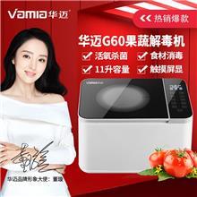家用洗菜机臭氧消毒机多功能果蔬机活氧机果蔬消毒机